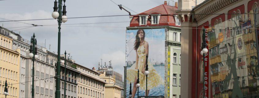 Praag stad
