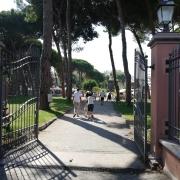park stad Ventimiglia