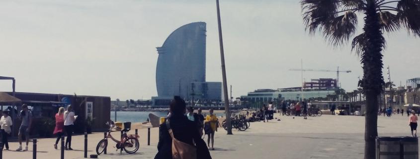 fietsen Barcelona