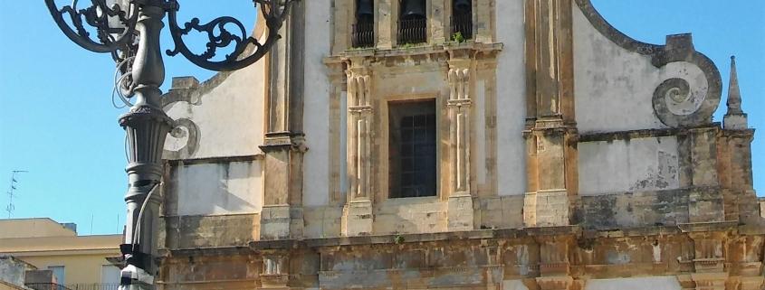 chiesa madre Augusta